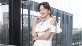 王湘瑩接受三立新聞網專訪。(圖/記者林士傑攝影)
