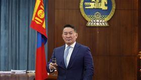 ▲蒙古總統巴圖勒嘎(Khaltmaa Battulga)(圖/翻攝自巴圖勒嘎(Khaltmaa Battulga)臉書)