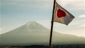 日本,國旗(圖/unsplash)