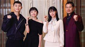 梨泰院Class,朴敘俊,金多美,權娜拉,劉在明 Netflix提供