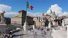 義大利,維托里亞諾紀念碑(圖/翻攝自Pixabay)