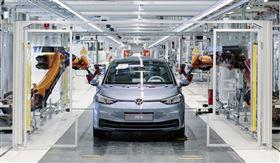 ▲福斯全力發展電動車。(圖/Volkswagen提供)