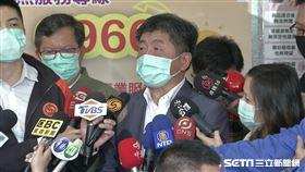 陳時中、鄭文燦前往署立桃園醫院視察
