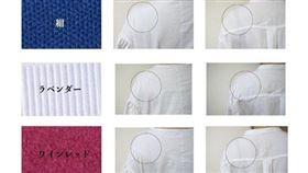內衣,顏色,實測,襯衫,顯色/(圖/翻攝twitter momo@新しいSNSファッション誌)