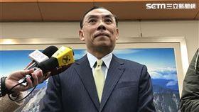 法務部長蔡清祥  (圖/記者楊佩琪攝)