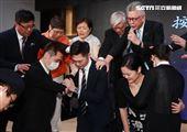宋逸民正式成為牧師陳維齡為師母,舉行獻堂按牧典禮。(記者邱榮吉/攝影)