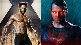 據傳亨利卡維爾即將卸下超人演出新一代金鋼狼。(圖/電影劇照)