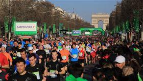 ▲巴黎半程馬拉松。(資料照/美聯社/達志影像)