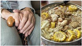高麗菜,阿嬤,晚餐,火鍋,Dcard,減肥(圖/翻攝自DCARD、PIXABAY
