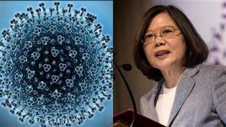台灣製造了病毒 中國假帳號「甩鍋」
