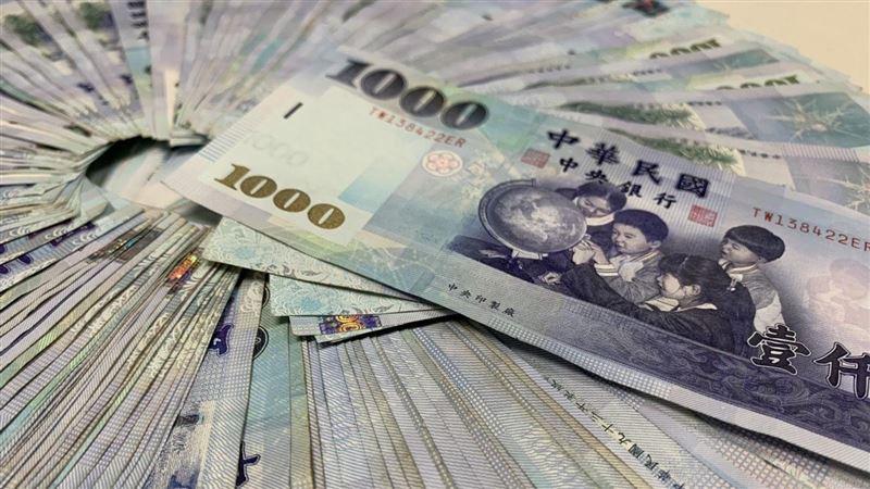 新台幣兌美元升3.7分 收盤收30.087元