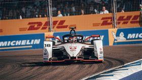 ▲TAG Heuer Porsche Formula E電動方程式賽車。(圖/Porsche提供)