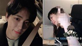 韓國VIXX男團26歲成員Hongbin酒後出事。(圖/翻攝自Hongbin IG)