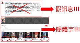 中國網軍,造謠,武漢肺炎 刑事局提供