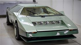 ▲Aston Martin Bulldog概念車。(圖/翻攝Motor1網站)