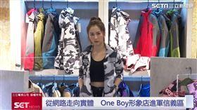 One Boy衝鋒衣(業配勿用)