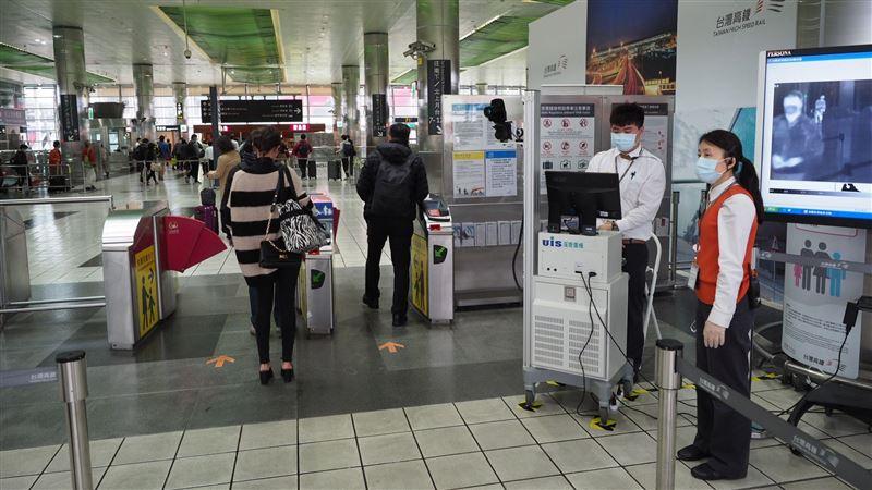 清明防疫升級 林佳龍:交通場站、郵局提前4/1全量體溫