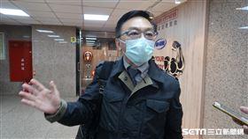 中華職棒聘請台北醫學大學教授陳宜民擔任防疫小組成員。(圖/記者王怡翔攝影)