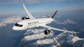 加拿大航空。(圖/加航提供)