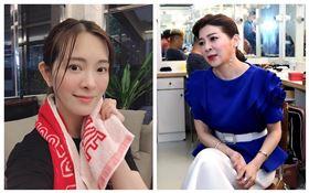王彩樺、劉真(圖/翻攝自臉書、華視提供)