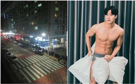 李時剛分享韓國排口罩現況(圖/經紀人提供、達騰娛樂提供)