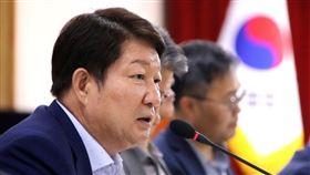 南韓,韓國大邱市長權泳臻(권영진)(圖/翻攝自權泳臻臉書)