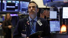 美股,道瓊,跌,股市。(圖/美聯社/達志影像)