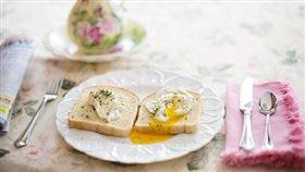 吐司 早餐示意圖 翻攝自Pixabay
