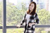安晨妤經歷婚變後,首露面接受《三立新聞網》專訪。(圖/記者林聖凱攝影)