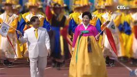 武漢肺炎,新天地教會,李萬熙,金南熙,南韓/翻攝Youtube CBSnews