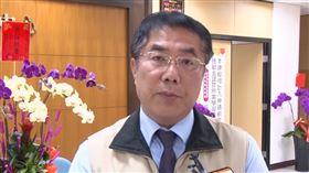 台南市長黃偉哲呼籲居家隔離與檢疫的市民,一定要待在家裡,否則將處以重罰。(圖/翻攝自黃偉哲臉書)