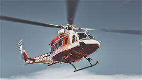 直升機。(圖/Pixabay)