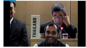 WHO,泰國,代表,主席,譚德塞,嗆聲 圖/翻攝自臉書