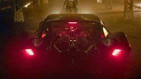 ▲新世代蝙蝠車曝光。(圖/翻攝Matt Reeves推特)