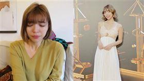 「一隻阿圓」昨在自主隔離屆滿後,貼影片文說明淚崩道歉。(圖/翻攝自一隻阿圓IG)