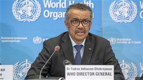 世衛組織秘書長譚德塞本週表示:「除非我們確信疫情不可控制,不然為什麼要說這是大流行呢?」。(圖取自twitter.com/WHO)