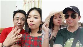 小彬彬,女友,婚姻,放閃。翻攝自臉書