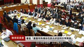 立院財政委員會(圖/翻攝自國會頻道)