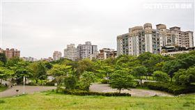 永和四號公園。(圖/記者陳韋帆攝影)