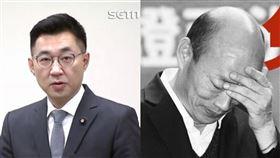 江啟臣如何幫韓國瑜度難關?范世平寫8點酸:組救援團嗎(組合圖/資料照、翻攝臉書)