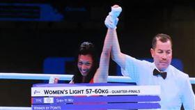 ▲吳詩儀也拿下奧運參賽資格。(圖/取自中華民國拳擊協會臉書)