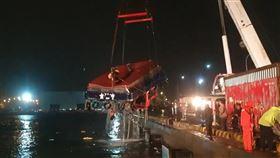 台北港,八里,貨輪,引水船(圖/翻攝畫面)