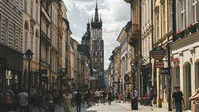 歐洲,波蘭,外國人,出國,旅遊,留學,歐美(圖/翻攝自Pixabay)