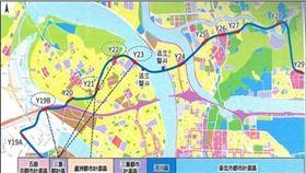 「捷運環狀線第二階段」完善新北捷運生活圈,提升三重、蘆洲地區民眾大眾運輸便利性(圖/營建署)