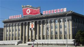 北韓,朝鮮,勞動黨總部(圖/Pixabay)