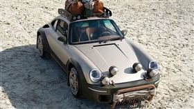 ▲RUF Rodeo Concept Coupe。(圖/翻攝RUF網站)