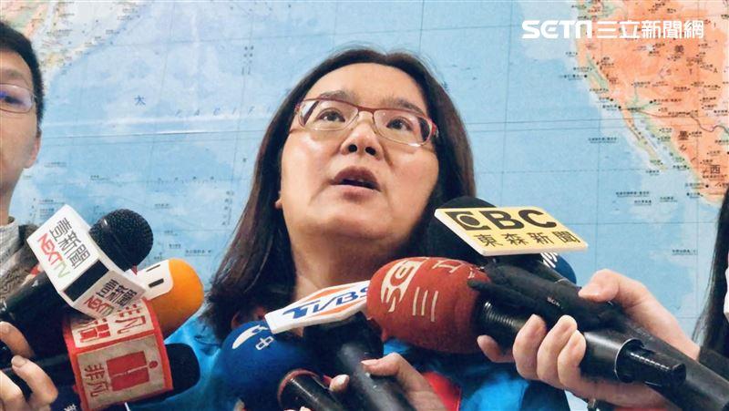 硬挺陳玉珍「台灣不是國家」說…國民黨團竟嗆蘇貞昌道歉!