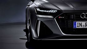 ▲Audi性能旅行車RS6。(圖/翻攝Audi網站)