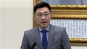 國民黨黨主席江啟臣。