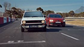 ▲Volkswagen Golf GTI(圖/翻攝自Youtube)